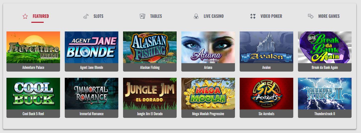 Platinum Play Casino Sign Up