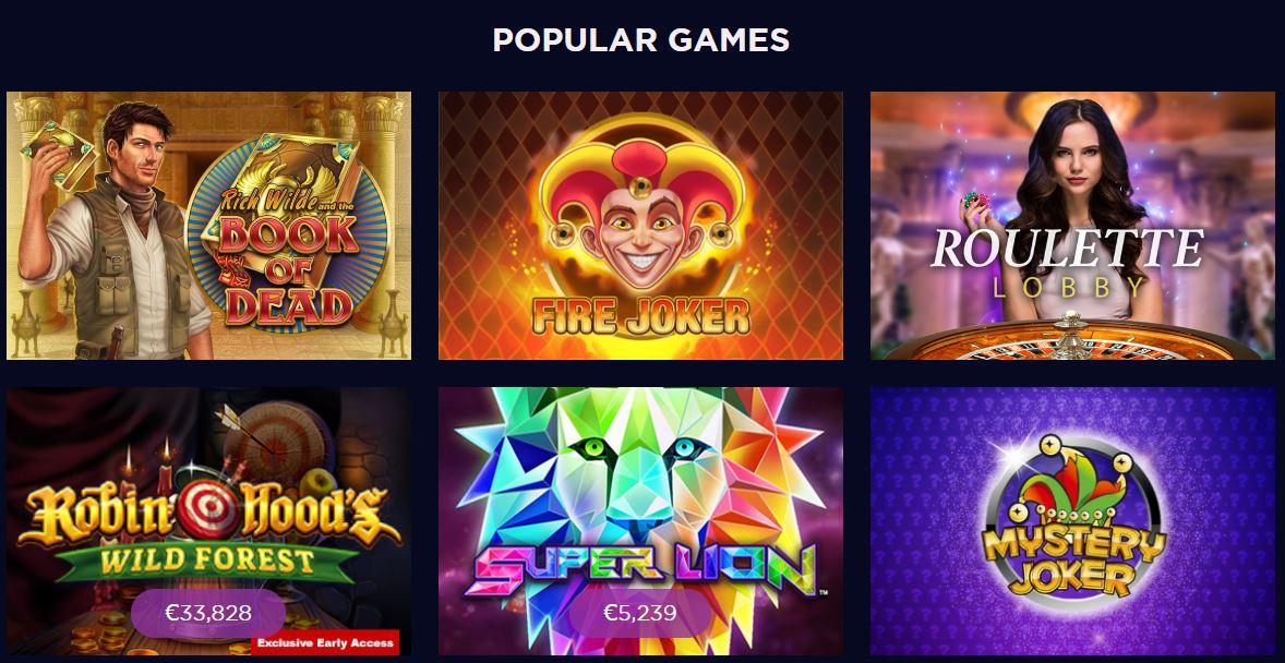Genesis online games
