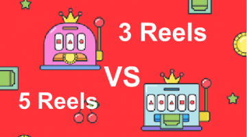 How to Choose Between 3 Reel vs. 5 Reel Slots